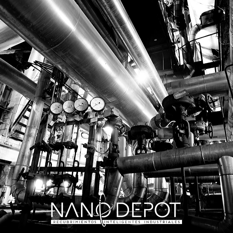 Nano Depot - Sector Industrial